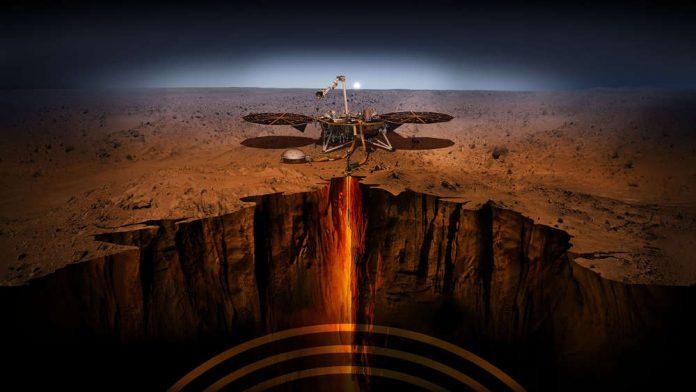 НАСА приземява космически кораб на Марс! - На живо!