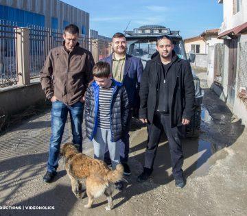 Любомир Чакъров, Петър Кузмов и клуб OFF Road Пловдив