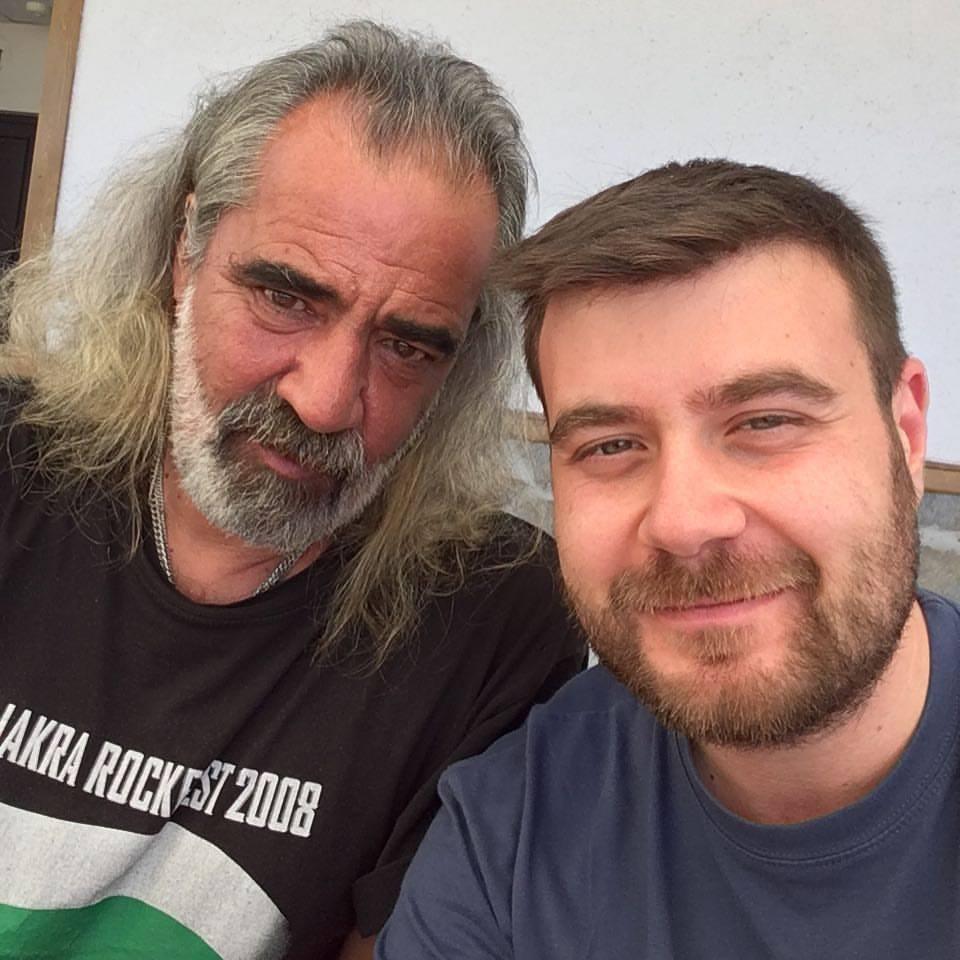 Любомир Чакъров и Андрей Слабаков
