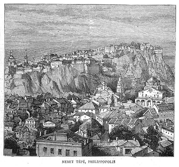 Небет тепе: Църквите Света Неделя и Сурп Кеворк