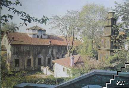 Таксим тепе: Църквите Св. Богородица и Св. Марина